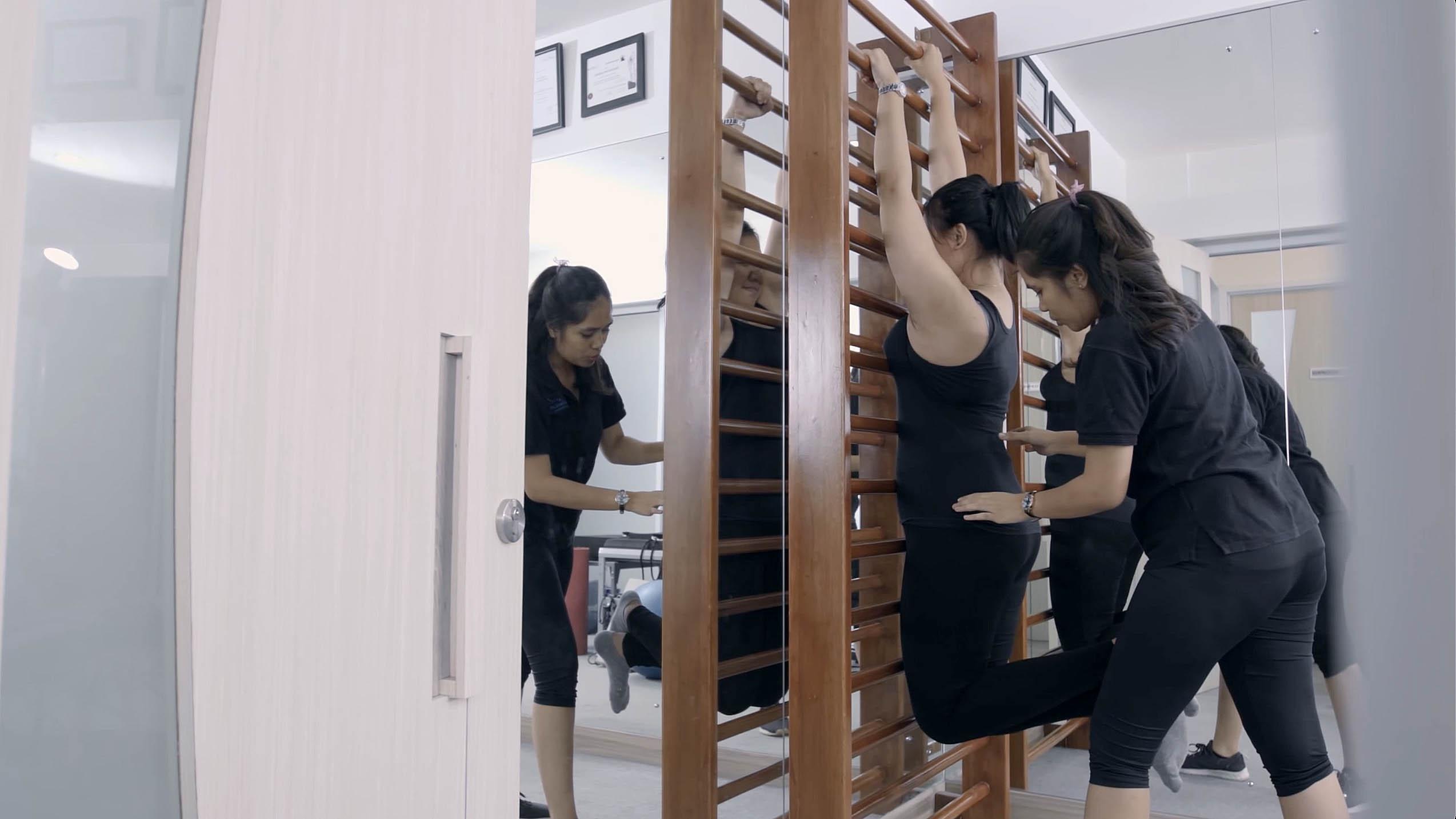 Scoliosis Exercise Studio